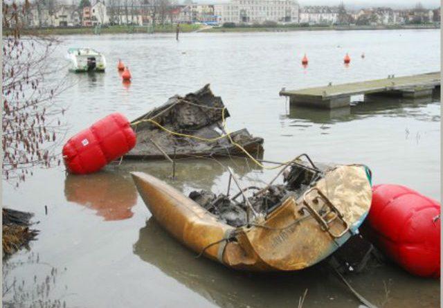 Parachute de relevage plongée sous marine et ballon de relevage