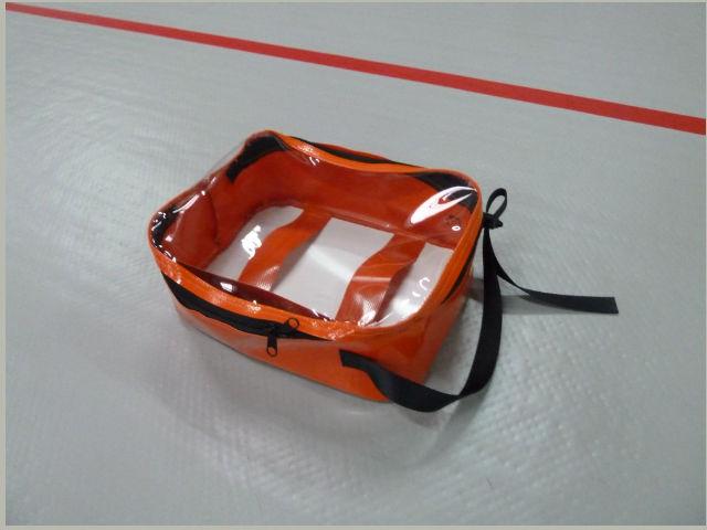 Housse kit respiratoire