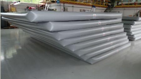 Protection pour poteaux et murs