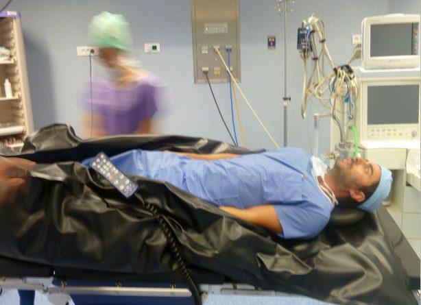 Matelas chirurgical de positionnement