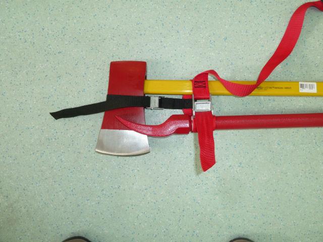 Sangles Halligan tools