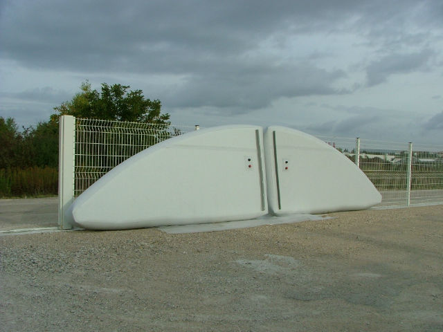 Obturateur tunnel